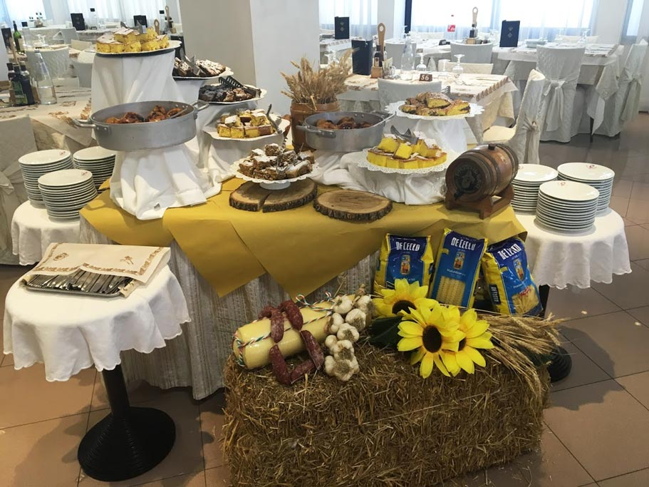 Cucina Hotel Tulipe Nazionale Riccione